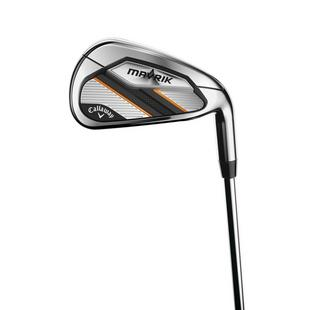Mavrik 5-PW AW Iron Set with Steel Shafts