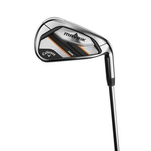 Mavrik Max 5-PW AW Iron Set with Graphite Shafts