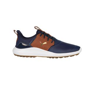 Men's Ignite NXT Crafted Spikeless Golf Shoe - Navy/Brown