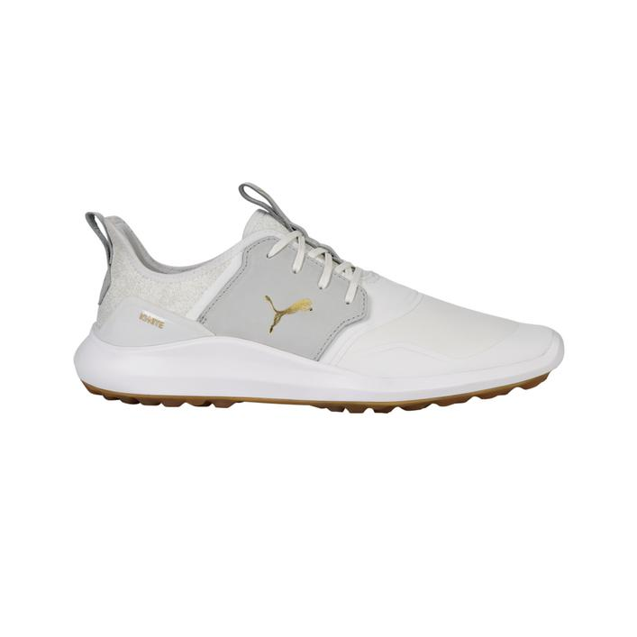 Men's Ignite NXT Crafted Spikeless Golf Shoe - White/Grey