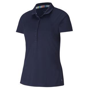 Polo Rotation à manches courtes pour femmes