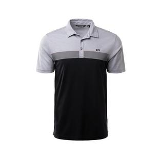 Men's Slow Fade Short Sleeve Polo