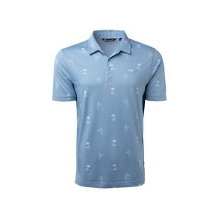 Men's Loose Screws Short Sleeve Polo