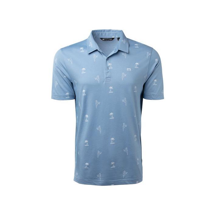 Men's Loose Screws Short Sleeve Polo