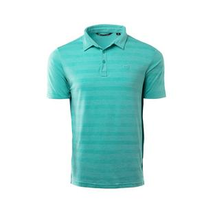 Men's Heater Short Sleeve Polo