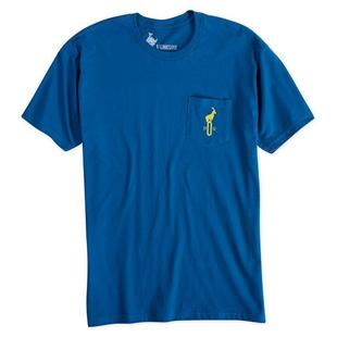 T-shirt The Pocket Goat pour hommes