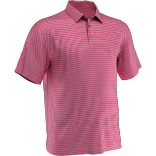 Polo rayé à 3 couleurs pour hommes