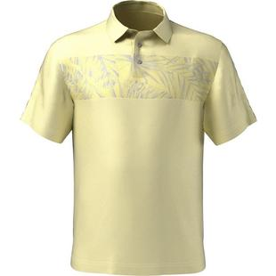 Men's Lux Palm Short Sleeve Polo