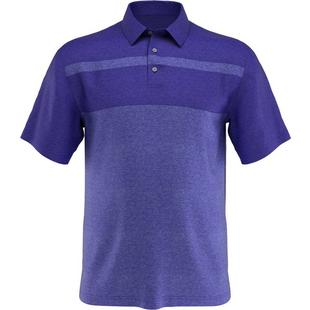 Men's Lux Pieced Short Sleeve Polo