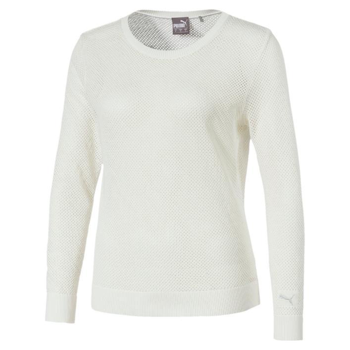 Women's Mesh Sweater