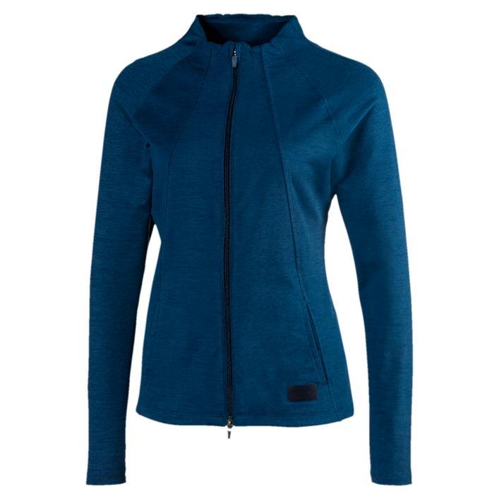 Women's Warm Up Heathered Jacket