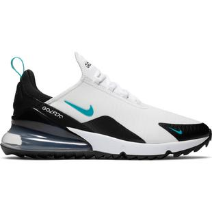 Men's Air Max 270 G Spikeless Golf Shoe - White/Black/Blue