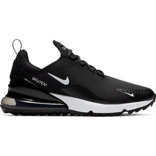 Chaussures Air Max 270 G sans crampons pour hommes - Noir/Blanc