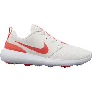Chaussures Roshe G sans crampons pour femmes - Ivoire/Rouge