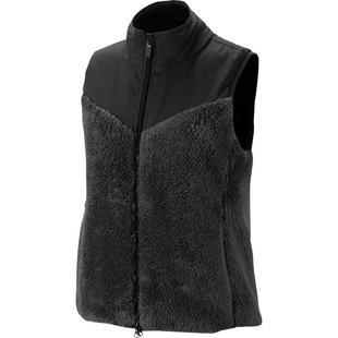 Veste réchauffante réversible en duvet pour femmes