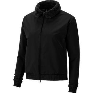 Women's Bomber Full Zip Jacket