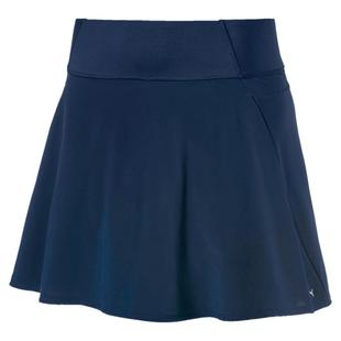 Women's PWRSHAPE Solid 18 Inch Skort