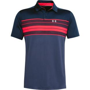 Men's Vanish Stripe Short Sleeve Polo