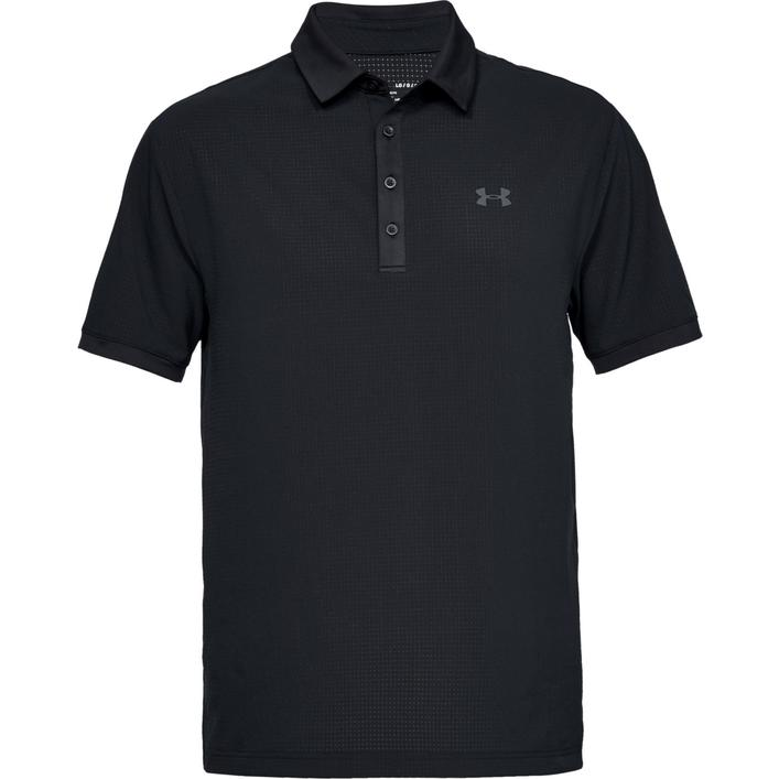 Men's Playoff Vented Short Sleeve Polo