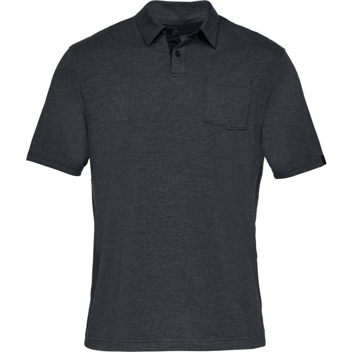 Men's Charged Cotton Scramble Short Sleeve Polo
