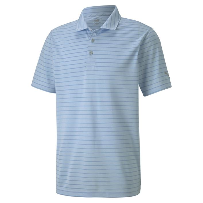 Men's Rotation Stripe Short Sleeve Polo