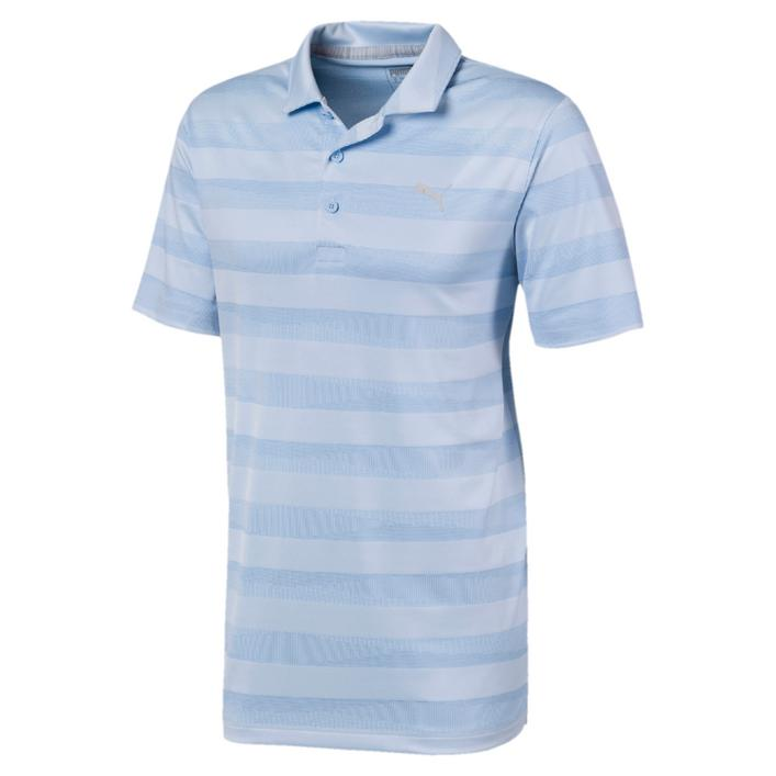 Men's Alterknit Stripe Short Sleeve Polo