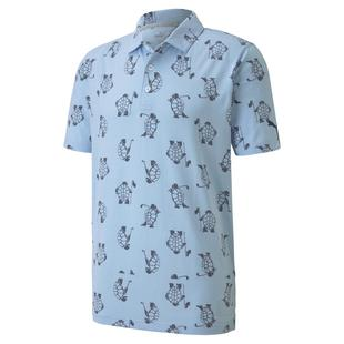 Men's Slow Play Short Sleeve Polo