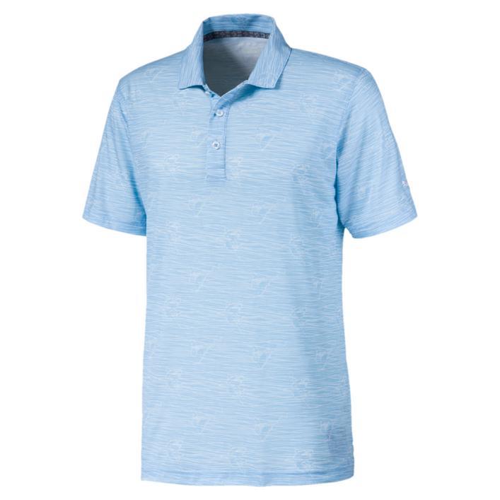 Men's Predator Short Sleeve Polo