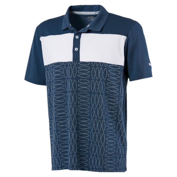 Men's Surf Town Short Sleeve Polo