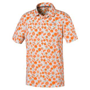 Men's Slices Short Sleeve Polo
