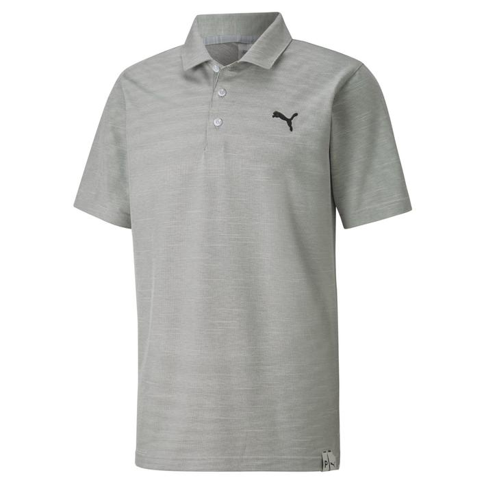 Men's Vertical Short Sleeve Polo