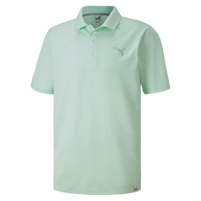 Men's Vertical Short Sleeve Polo