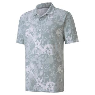 Men's Tournament Short Sleeve Polo