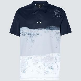 Men's Colourblock Shade Short Sleeve Polo