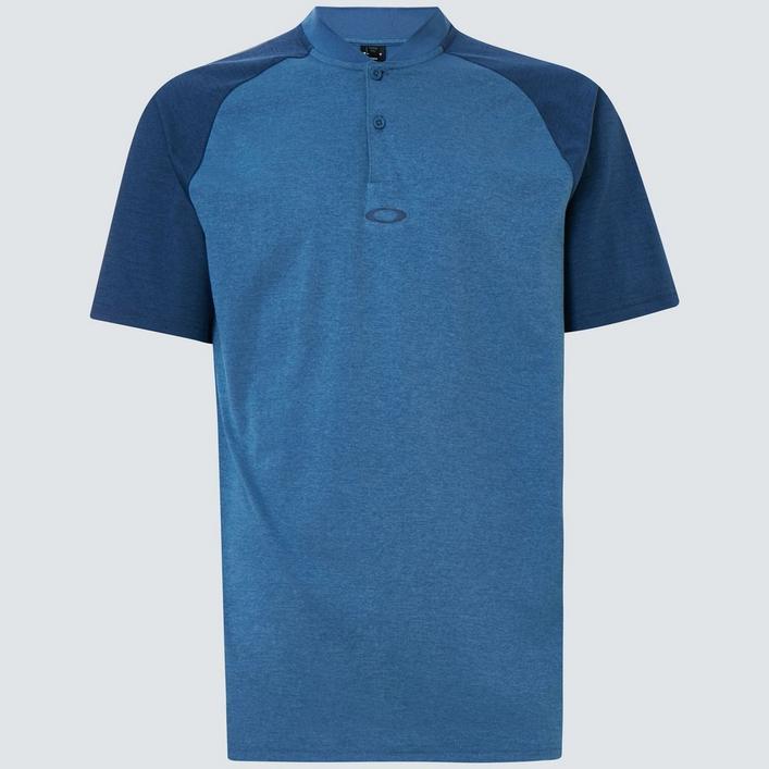 Men's Icon Bicolour Short Sleeve Polo