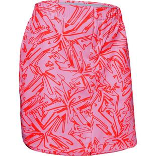 Women's Linked Printed Skort