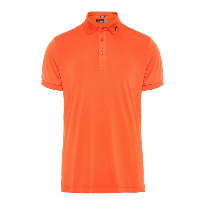 Men's KV Reg Fit TX Jersey Short Sleeve Polo