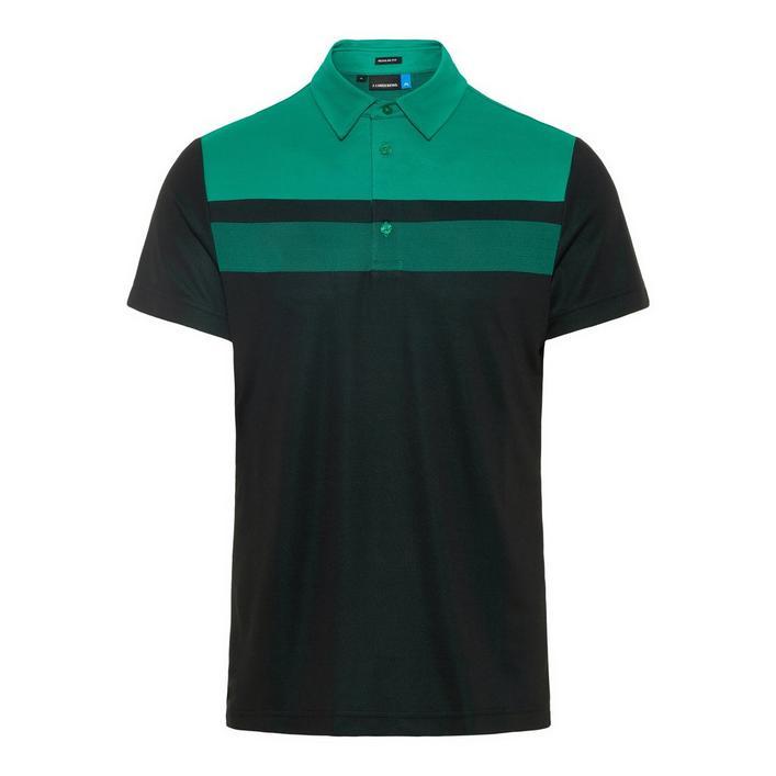 Men's Kade Reg Fit TX Jaquard Short Sleeve Polo