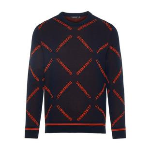 Men's Penn Knit Jacquard Sweater