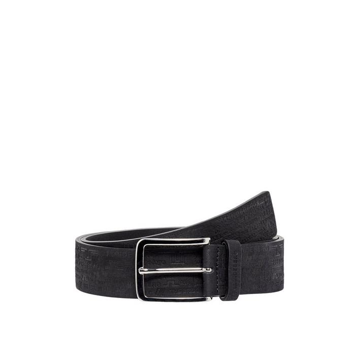 Men's Archive Brushed Leather Belt