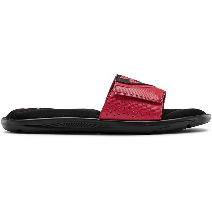 Sandales Ignite VI pour hommes - Noir/Rouge