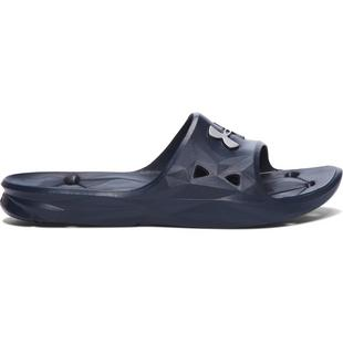 Men's Locker III Slide Sandal  - Navy