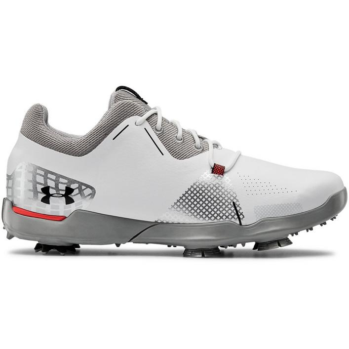Junior Spieth 4 Spiked Golf Shoe - White