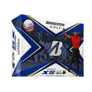 Balles Tour B XS Golf Balls - Tiger Woods Edition