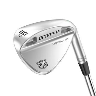 Staff Model Hi-Toe Wedge with Steel Shaft