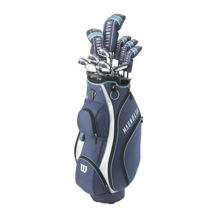 Women's Magnolia 12 - Piece Package Set with Cart Bag