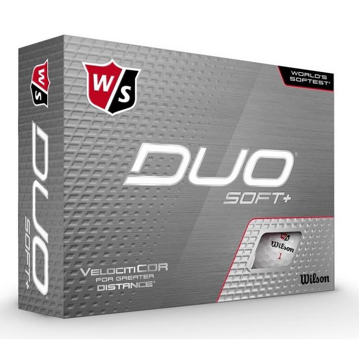 Duo Soft+ Golf Balls