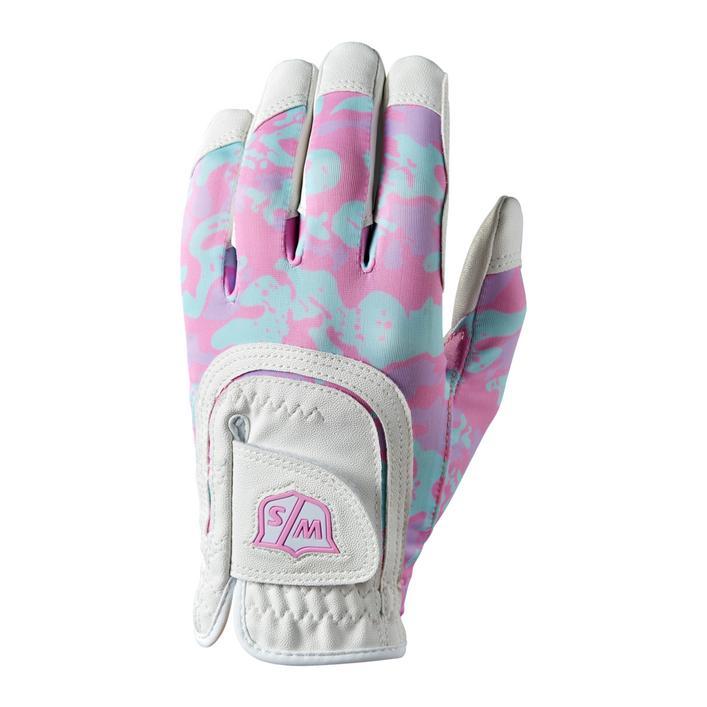 Fit All Junior Camo Golf Glove