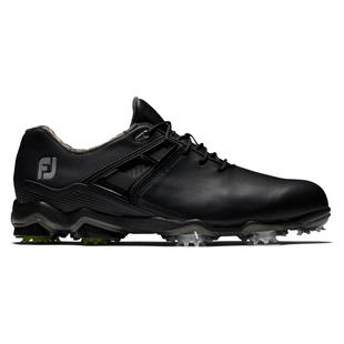 Men's Tour X Spiked Golf Shoe - Black