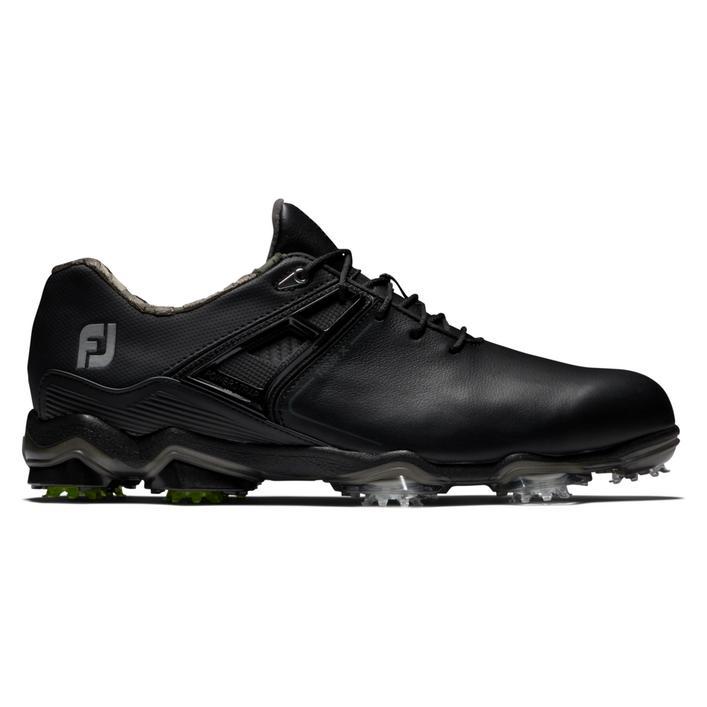 Men's Tour X Spiked Golf Shoe - Black